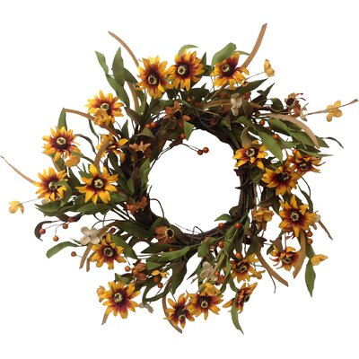 Flower Picking Wreath