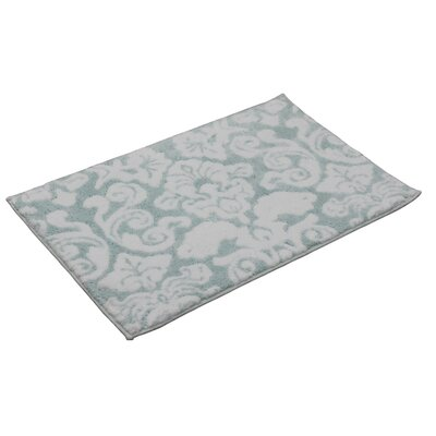 Rosella Bath Mat Color: Icy Morn