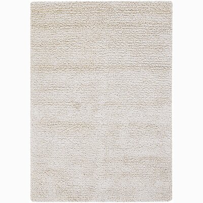 Canby Hand-Woven Cream Area Rug Rug Size: Rectangle 5 x 76