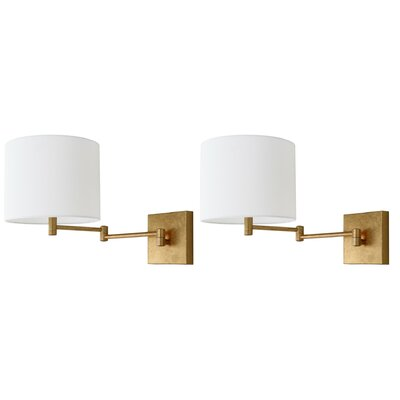 Southwick Wall Sconce Base Finish: Gold