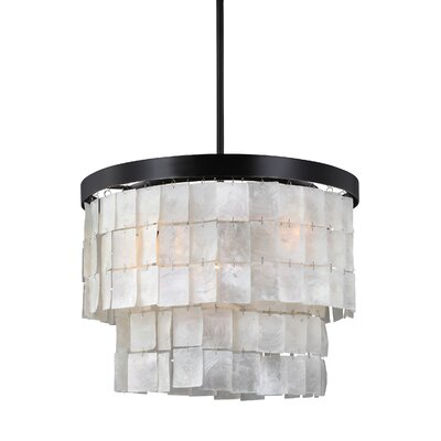 Cannon 3-Light Mini Chandelier
