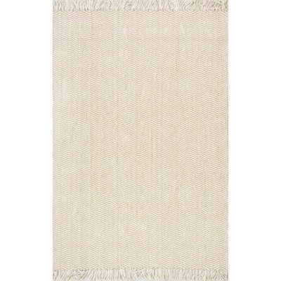Christopher Hand-Woven Area Rug Rug Size: Rectangle 76 x 96