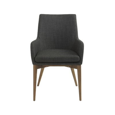 Doudney Armchair Color: Charcoal