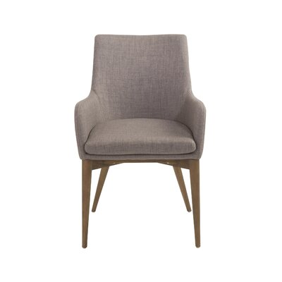 Doudney Armchair Color: Dark Gray
