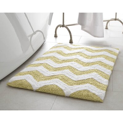 Dierdre Bath Mat Color: Yellow