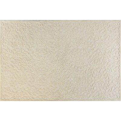 Naomi Tufted Wool Area Rug Rug Size: Rectangle 76 x 96