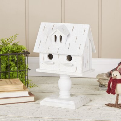 Pince Rectangular Birdhouse