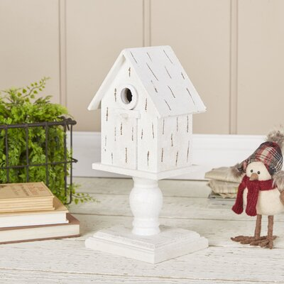 Pince Square Birdhouse