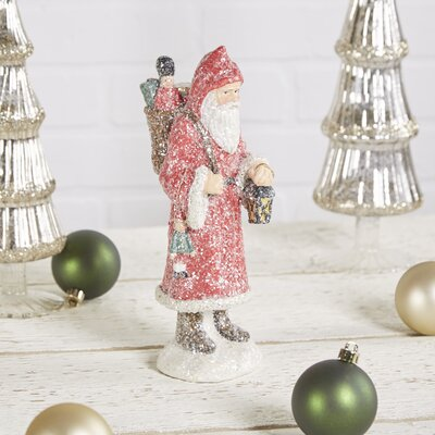 Saint Nick's Lantern Decor