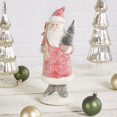 Saint Nick's Pine Decor