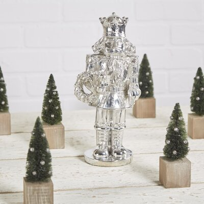 Silver Soldier Decor