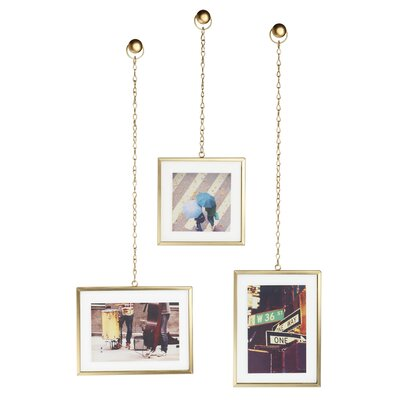 3 Piece Fotochain Photo Display Set