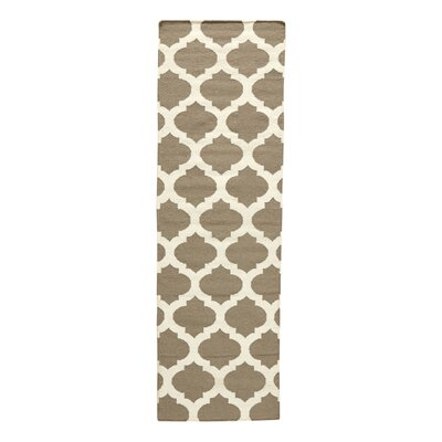 Odell Stone Indoor/Outdoor Rug Rug Size: Runner 26 x 8