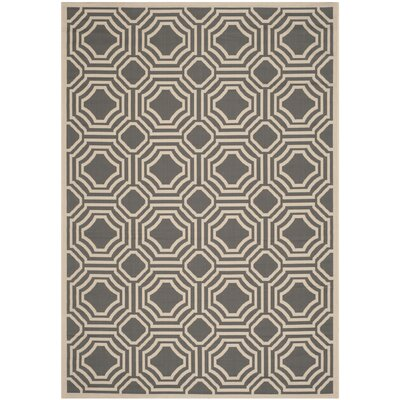 Yves Indoor/Outdoor Rug Rug Size: 2 x 37