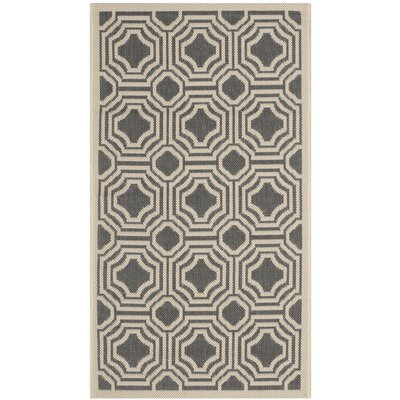 Yves Indoor/Outdoor Rug Rug Size: Runner 2'7