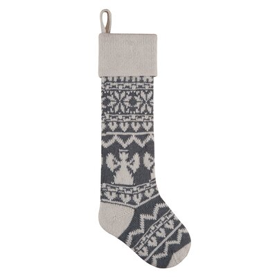Angel Classic Knit Stocking
