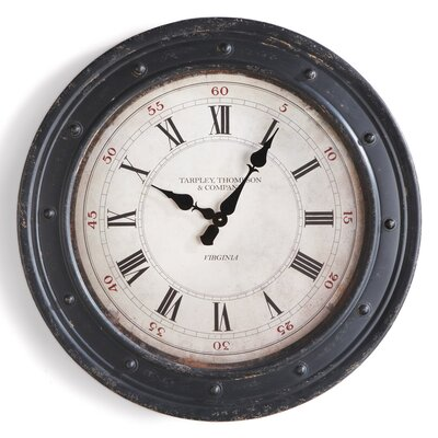 Sheafe Wall Clock