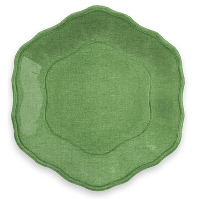 Rainforest Melamine Salad Plate
