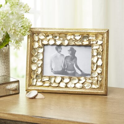 Golden Gems Picture Frame
