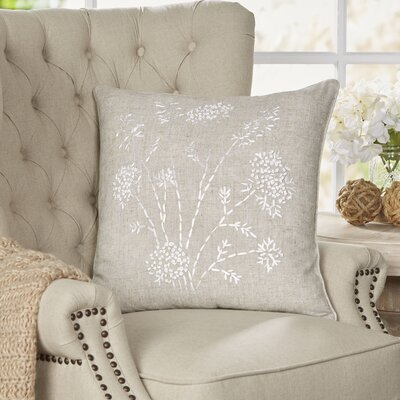 Wispy Grains Pillow Color: Natural
