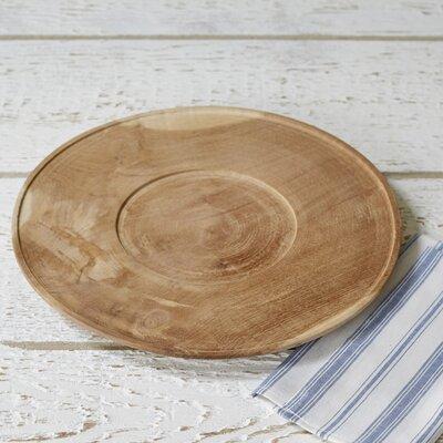 Trusley Teak Serving Platter