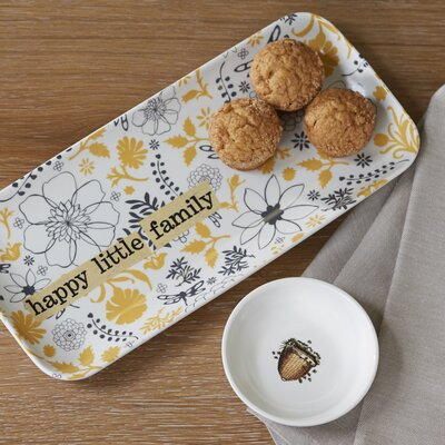 Happy Family 2-Piece Serving Set