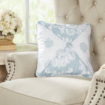 Berthold Pillow Color: Chambray