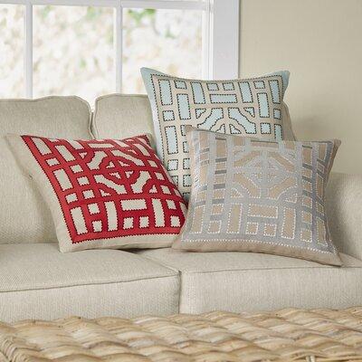 Mattea Linen Throw Pillow Cover