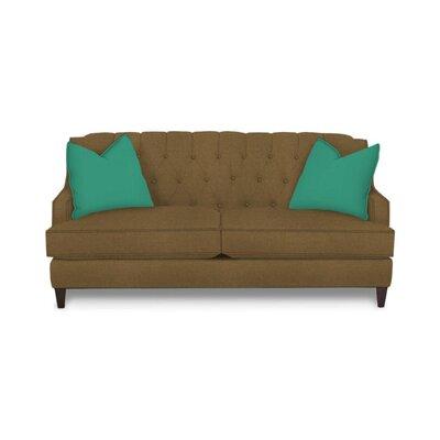 Diderot Sofa Fabric: Lizzy Hemp