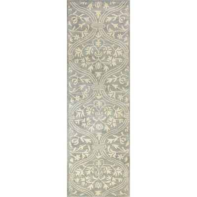 Oscar Slate Rug Rug Size: Rectangle 26 x 8
