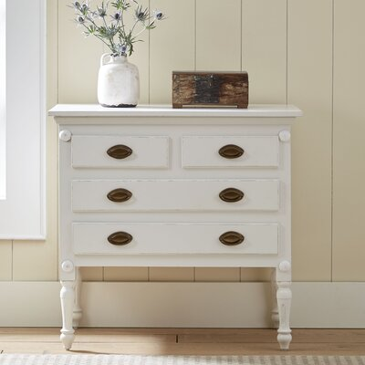 Griffith Dresser Color: White