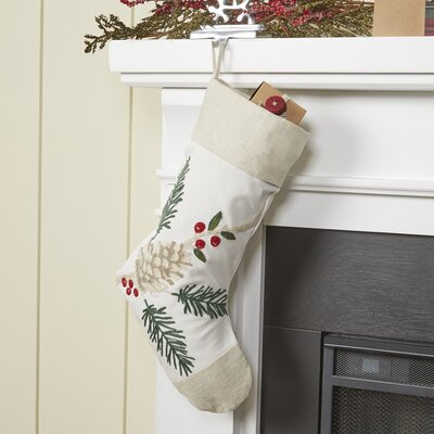 Pine Branches II Stocking