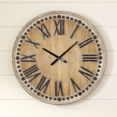 Verwood Wall Clock