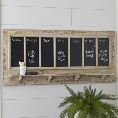 Ludlow 7-Section Chalkboard