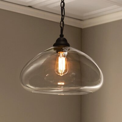 Dorston Pendant Finish: Polished Nickel