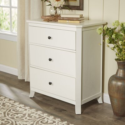 Ableman 3 Drawer Chest