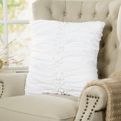 Laila Gathered Pillow Cover