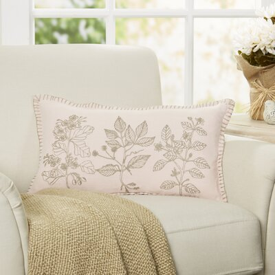 Dolores Applique Pillow Cover