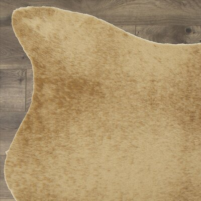 Freya Faux Hide Rug Size: Novelty 62 x 8