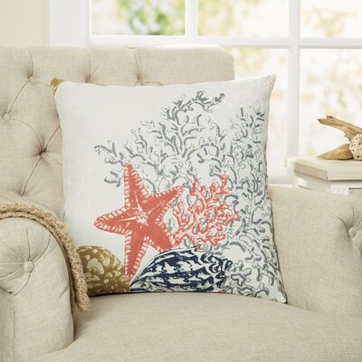 Deep Sea Starfish Pillow Cover