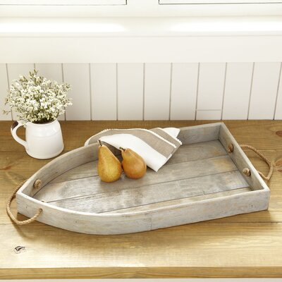 Galley Wooden Tray