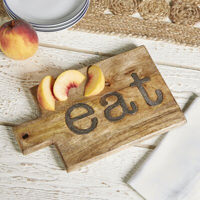 Cafe Eat Cutting Board