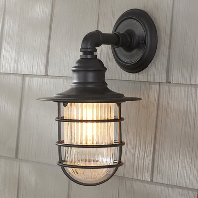 Birch Lane Combe Outdoor Wall Sconce