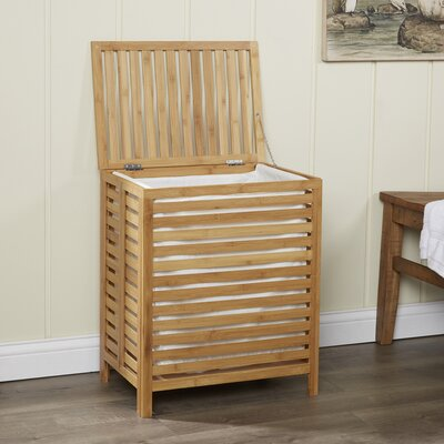 Lindsell Cabinet Laundry Hamper