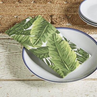 Verdant Banana Leaf Napkins