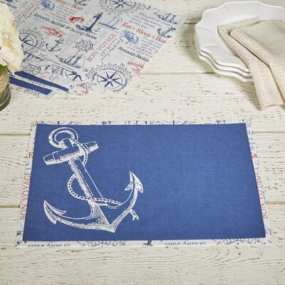 Gonzalez Anchor Placemat