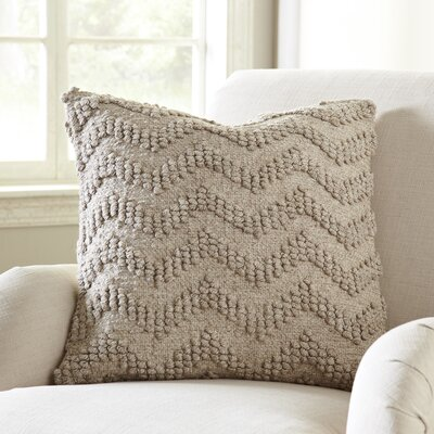 Blaise Looped Chevron Pillow