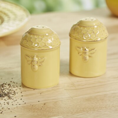 Busy Bees Salt & Pepper Shakers (Set of 2)