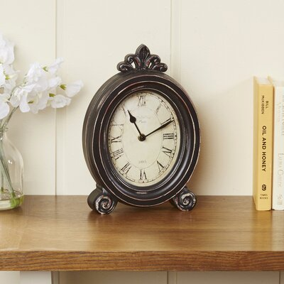 Atherton Table Clock