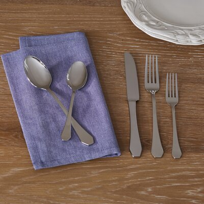 Deco 20 Piece Flatware Set